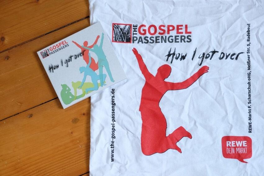 How I Got Over - CD von den Gospel Passengers