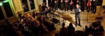Dresdner Gospel Konzert gibt Konzert in der Adventgemeinde Dresden West